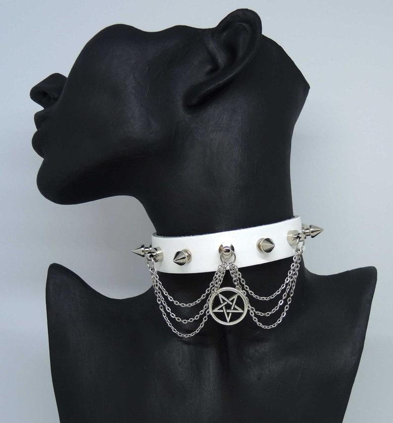 Gothic Lolita Collar BDSM