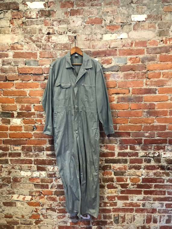 Vintage Power House Jumpsuit Coverall