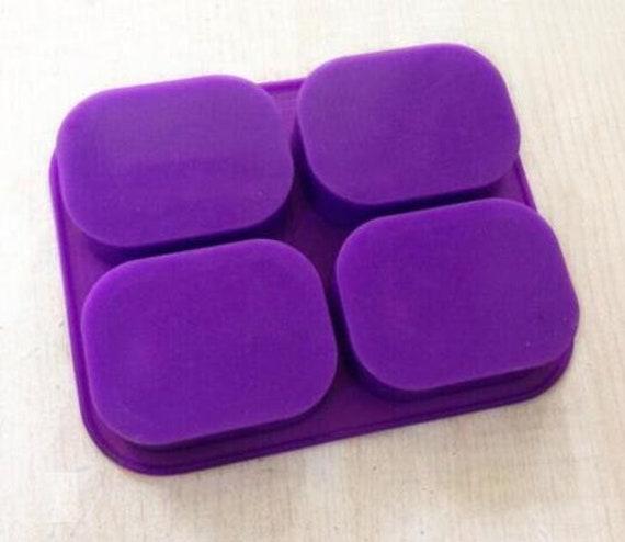 4-cavité priez Silicone ange fée moule à gâteau moule en Silicone priez Flexible Floral moule pour bonbon chocolat moule à savon 17c37b