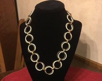 Round On Round Necklace set
