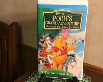 Pooh's Grand Adventure Walt Disney