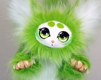 Green cat in stock Free Shipping
