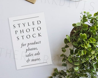 Modern & Minimalist Styled Stock Photography, Product Mockup, Styled Background, Product Photography, Digital Background, Desktop Letters