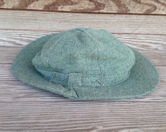 Vintage wool McIntyre hat made in Scotland cf32343f4015