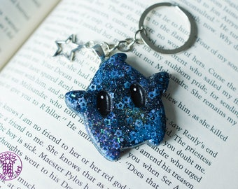 Starry Sky Luma Key Chain