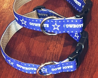 Dallas Cowboys collar