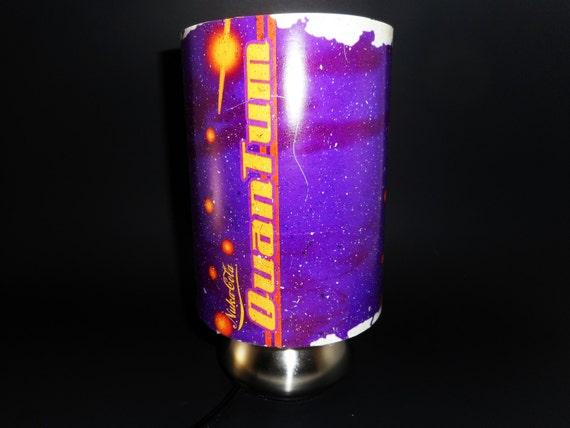 Mini Kühlschrank Nuka Cola : Quantum lampen inspiriert von nuka cola etsy