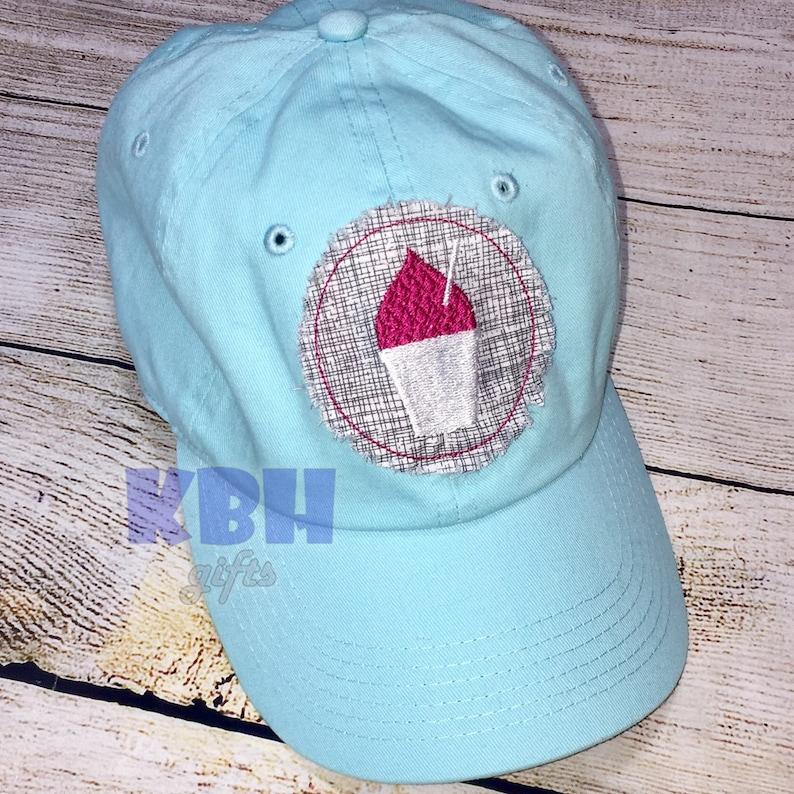 Snowball Hat  NOLA Hat  New Orleans Hat