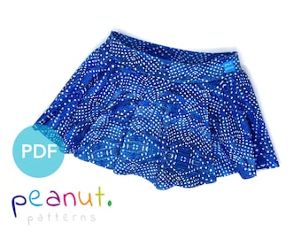 Skirted bummies baby and toddler girl multiple colors available