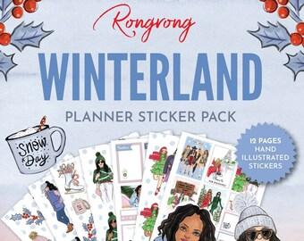 Winterland Sticker Pack