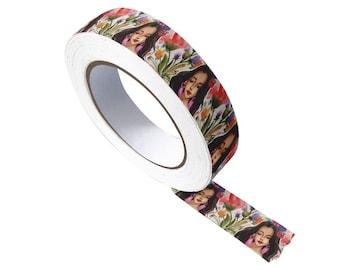 Flower child washi tape