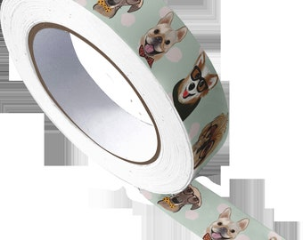 Dog Mom Washi tape