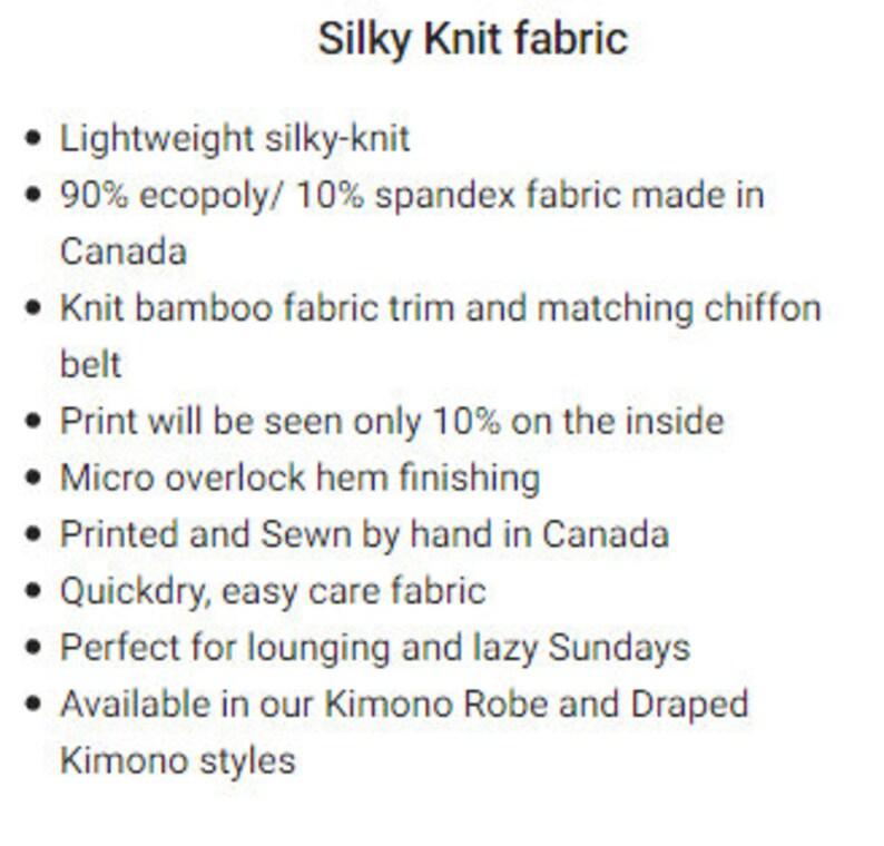 Pine Tree Rainbow Shores Kimono Robe Unisex Robe Unisex Clothing Autumn Landscape Art Printed Bathrobe Loose Tops Robes for Him Canadian Art