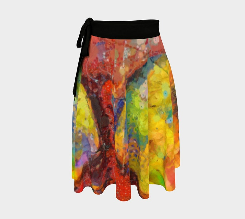 dea93c420d628 Colorful Wrap Skirt Ballet Skirt Hippie Skirts Rainbow Dance Wrap Around  Skirt S... Colorful Wrap Skirt Ballet Skirt Hippie Skirts Rainbow Dance Wrap  Around ...