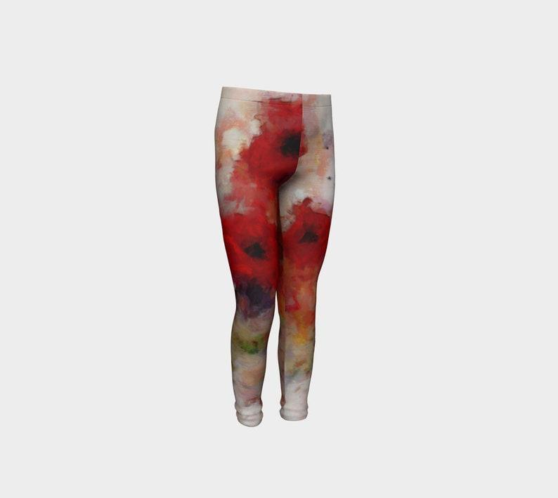 777517f322068 Leggings Teen PreTeen Girls Small Kids Legging Mommy and Me | Etsy