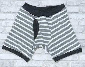 Custom Men's Boxer Briefs- boxerwear, sport shorts Underwear - Undies, Scrundies, Comfortable Boxers