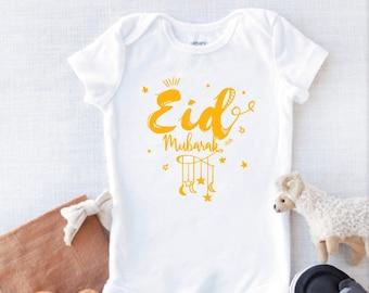 Baby Shirt, Unisex Bodysuit, Mini Muslim, Ramadan Gifts, My First Ramadan, Muslim Gifts, Eid Gifts, Ramadan Mubarak, Muslim Baby Shower, Eid