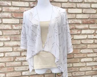 Kimono Cardigan, Kimono Jacket, Gift for Her, Wedding Kimono, Hippy Boho Kimono, Beach Coverup, Festival Kimono, Maternity Kimono, Beachwear