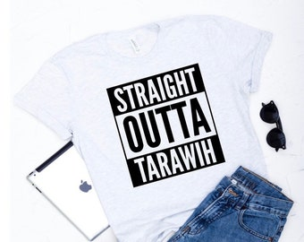 Ramadan Gifts, Funny Shirts, Unisex T- Shirts, Suhoor gift, Islamic t-Shirts, Graphic Tee, Shirts With Sayings, Ramadan mubarak, eid T-Shirt
