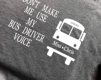 Teacher appreciation, Pop Culture, Funny Shirts, Graphic Tees, Unisex T-Shirts, Funny Gifts, Bus Driver Gifts, School Gifts, Teacher Gifts