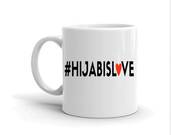 Funny Mugs, Coffee Lovers, Gifts for Him, Gift for Her, Chai Mug, Sarcastic Mug, Mug with Sayings, Islamic Gifts, Inspirational Mugs, Hijab