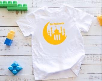 Muslim Kids Tee, Unisex kids, kids graphic tees, Islamic kids gifts, Eid t-shirt, Eid Mubarak tshirt, Ramadan Kareem, Eid Gifts, Eid Mubarak