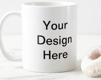 Custom Mugs, Coffee Mugs, Personalized Mug Gifts, Family Mugs Set, Islamic Mugs, Eid Mug, Celebration Mugs, Foodie Gifts, Fun Gifts