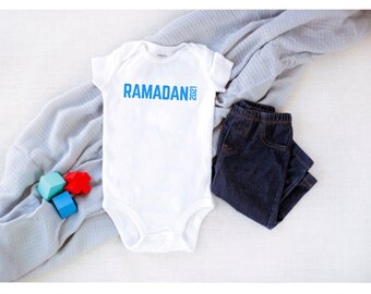 Ramadan Baby, Unisex Bodysuit, Mini Muslim, Ramadan Gifts, My First Ramadan, Muslim Gifts, Eid Gifts, Ramadan Mubarak, Muslim Baby Shower