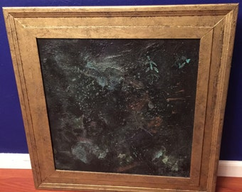Bronze patina assemblage *Great gift idea
