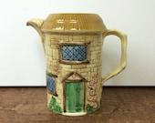 Vintage ceramic 'cott...
