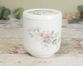vintage bone china lidded...