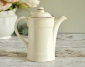 Small vintage coffee pot,...
