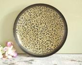 Vintage decorative plate,...
