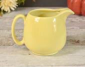 Vintage jug or pitcher, y...