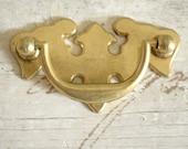 vintage unused gold or br...