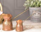 Vintage Turkish copper wa...