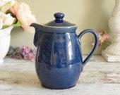 Vintage Denby coffee pot,...