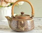 Vintage rustic stoneware ...