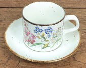 Vintage cup and saucer, J...