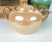 Small lustreware vintage ...