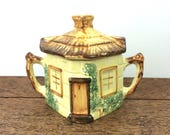 hand painted 'cottage...