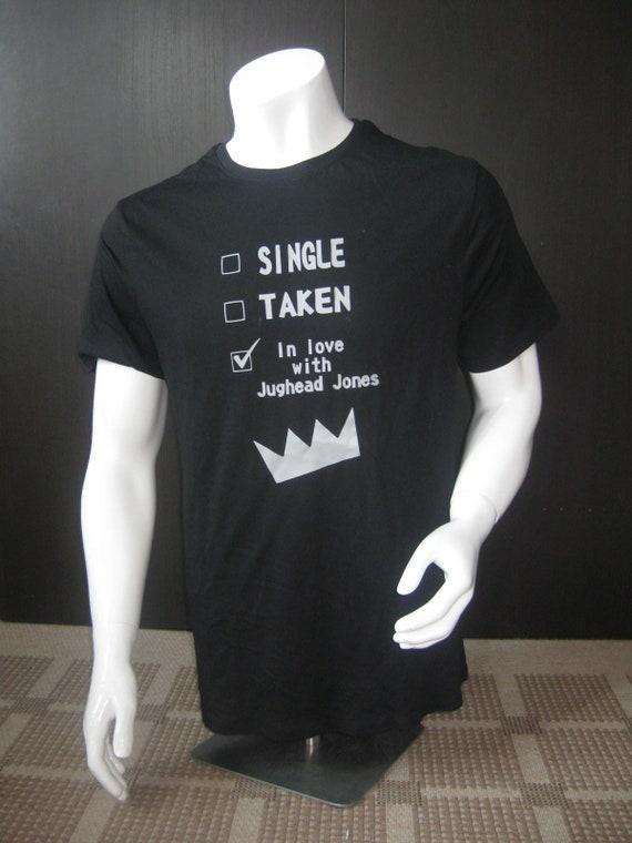 T Shirt Riverdale Jughead Jones Geek Tv Series Etsy