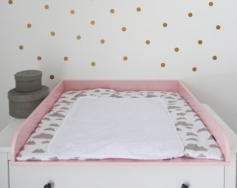 Puckdaddy Xxl Changing Unit Table Top Cot Top For Ikea Etsy