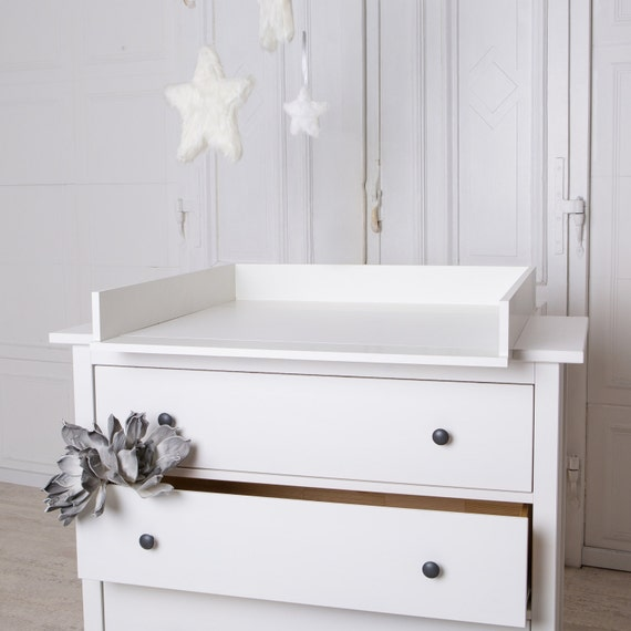 Puckdaddy Handmade Chest Of Drawers Changing Table Top For Etsy