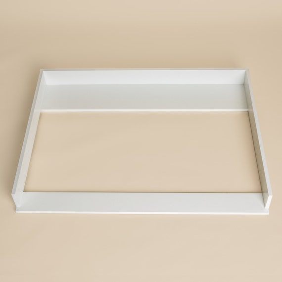 Puckdaddy Xxl Changing Unit Table Top Cot Top For Ikea Hemnes Dresser