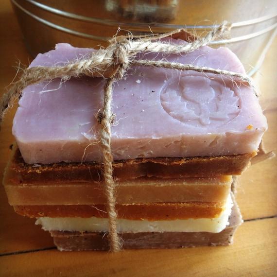 Handcrafted Artisan Soap Bundle