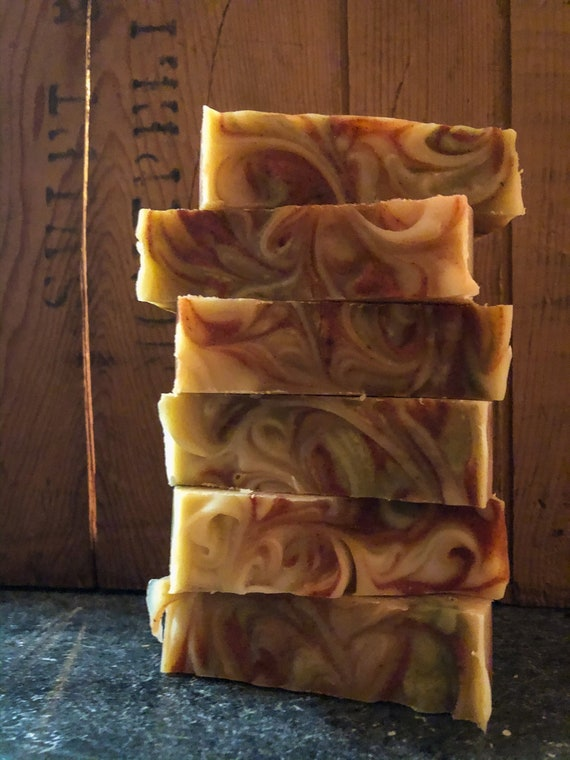 Holiday Cheer Vermont Goats Milk Soap