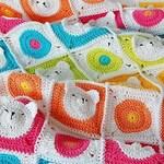 Teddy Bear Crochet Baby Blanket Pattern / Teddy bear blanket/Baby Blanket Pattern /Blanket Pattern /Crochet PDF pattern/Baby Blanket/Crochet