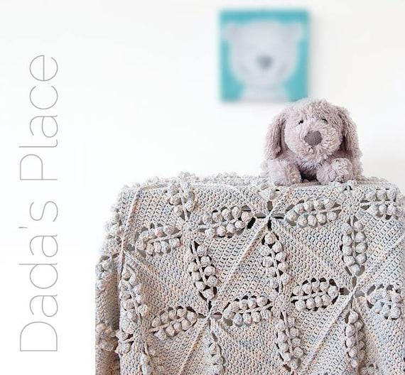 Anleitung / norwegische Wald-Decke / Decke Muster / Vintage | Etsy