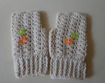 Fingerless gloves, hand warmers, mitts, fingerless mittens, Texting gloves, Cell phone gloves, Driving gloves